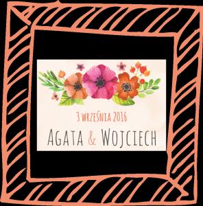 Fotobudka Warszawa - Agata i Wojciech