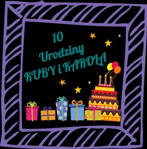 Urodziny Karola i Kuby- Fotobudka Warszawa